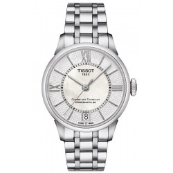 Buy Tissot Women's Watch Chemin Des Tourelles Powermatic 80 T0992071111800