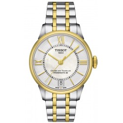 Tissot Women's Watch Chemin Des Tourelles Powermatic 80 T0992072211800