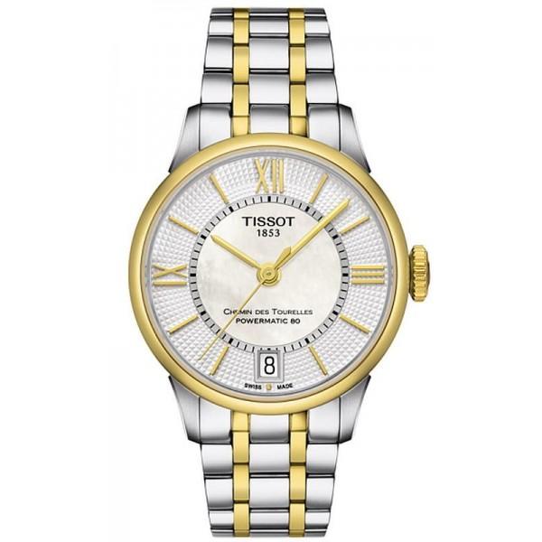 Buy Tissot Women's Watch Chemin Des Tourelles Powermatic 80 T0992072211800