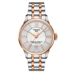Tissot Women's Watch Chemin Des Tourelles Powermatic 80 Helvetic Pride T0992072211801