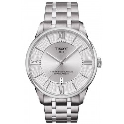 Tissot Men's Watch Chemin Des Tourelles Powermatic 80 T0994071103800