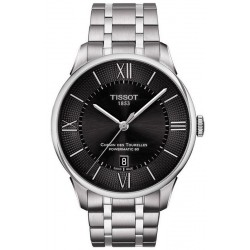 Buy Tissot Men's Watch Chemin des Tourelles Powermatic 80 T0994071105800