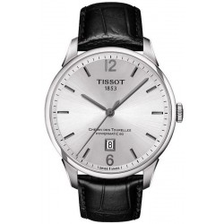 Tissot Men's Watch Chemin des Tourelles Powermatic 80 T0994071603700
