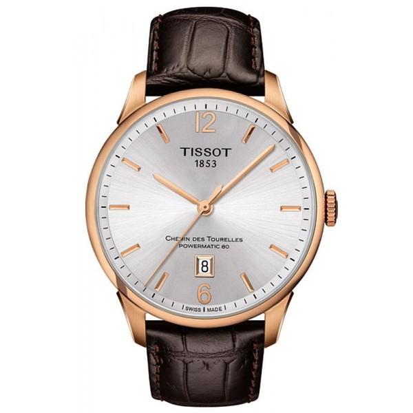 Buy Tissot Men's Watch Chemin Des Tourelles Powermatic 80 T0994073603700
