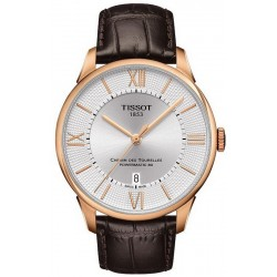 Tissot Men's Watch Chemin des Tourelles Powermatic 80 T0994073603800