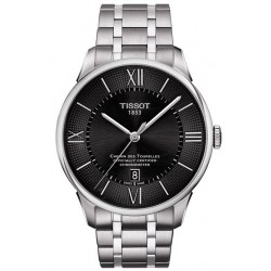 Tissot Men's Watch Chemin Des Tourelles Powermatic 80 COSC T0994081105800
