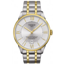 Buy Tissot Men's Watch Chemin Des Tourelles Powermatic 80 COSC T0994082203800