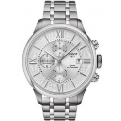 Buy Tissot Men's Watch Chemin des Tourelles Automatic Chronograph T0994271103800