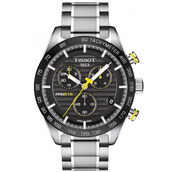 Buy Tissot Men's Watch T-Sport PRS 516 Chronograph T1004171105100