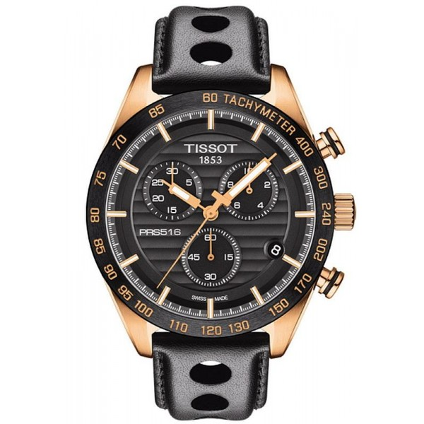Buy Tissot Men's Watch T-Sport PRS 516 Chronograph T1004173605100