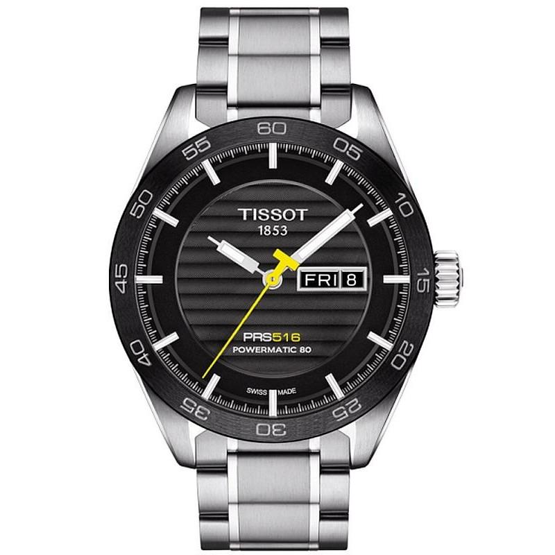 tissot men 39 s watch t sport prs 516 powermatic 80. Black Bedroom Furniture Sets. Home Design Ideas
