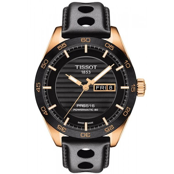 Buy Tissot Men's Watch T-Sport PRS 516 Powermatic 80 T1004303605100