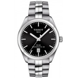 Tissot Men's Watch T-Classic PR 100 Powermatic 80 T1014071105100