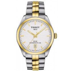 Tissot Men's Watch T-Classic PR 100 Powermatic 80 T1014072203100