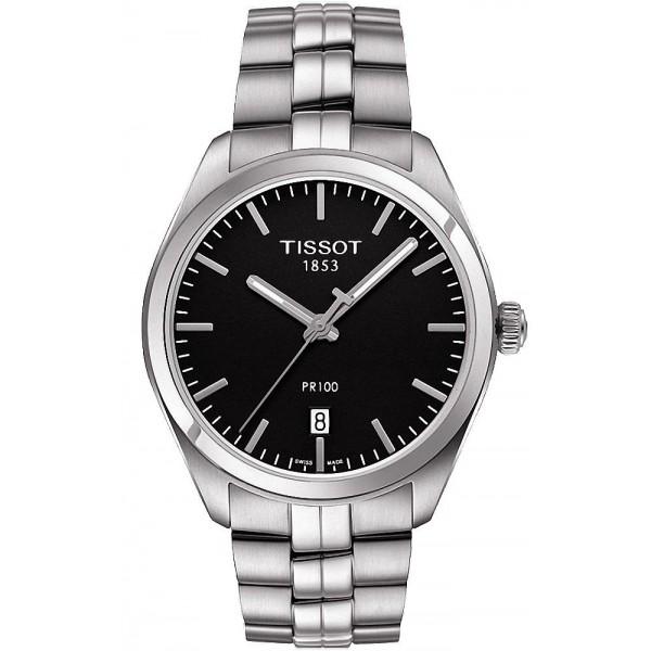 Buy Tissot Men's Watch T-Classic PR 100 Quartz T1014101105100