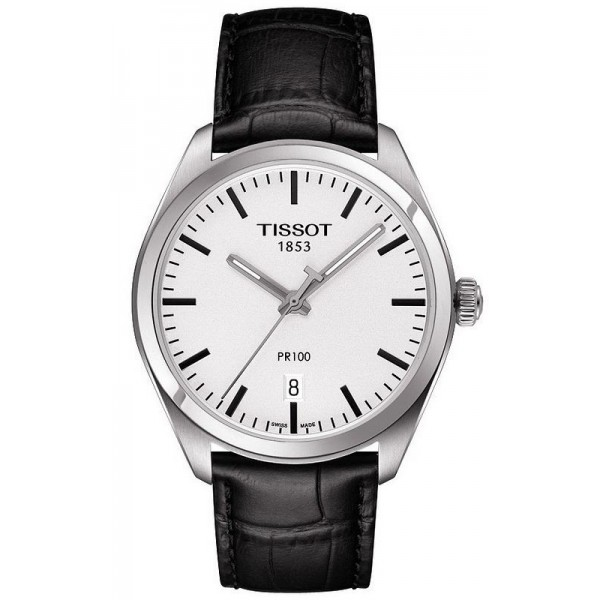Buy Tissot Men's Watch T-Classic PR 100 Quartz T1014101603100
