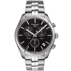 Tissot Men's Watch T-Classic PR 100 Chronograph T1014171105100