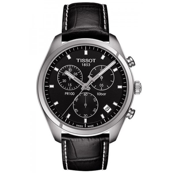 Buy Tissot Men's Watch T-Classic PR 100 Chronograph T1014171605100
