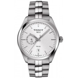 Tissot Men's Watch T-Classic PR 100 Dual Time T1014521103100