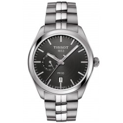 Tissot Men's Watch T-Classic PR 100 Dual Time T1014521106100