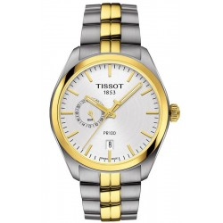 Tissot Men's Watch T-Classic PR 100 Dual Time T1014522203100