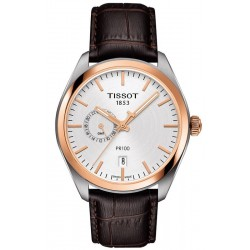 Tissot Men's Watch T-Classic PR 100 Dual Time T1014522603100