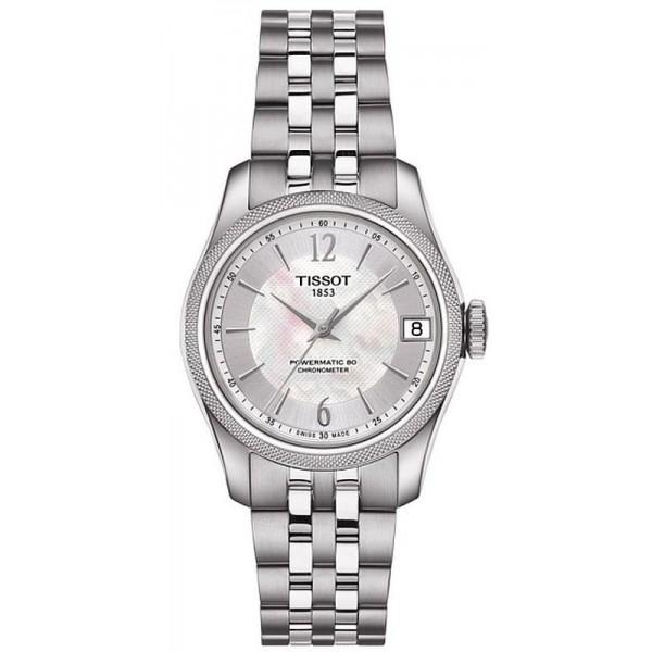 Buy Tissot Women's Watch Ballade Powermatic 80 COSC T1082081111700