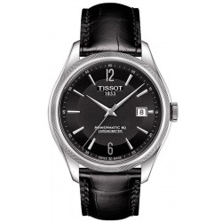 Buy Tissot Men's Watch Ballade Powermatic 80 COSC T1084081605700