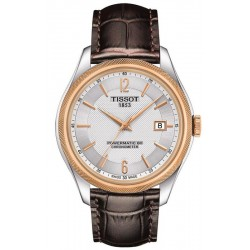 Buy Tissot Men's Watch Ballade Powermatic 80 COSC T1084082603700