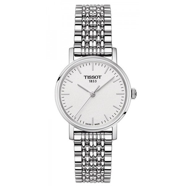 Buy Tissot Women's Watch T-Classic Everytime Small T1092101103100