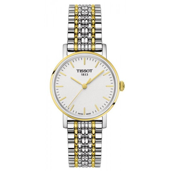Buy Tissot Women's Watch T-Classic Everytime Small T1092102203100