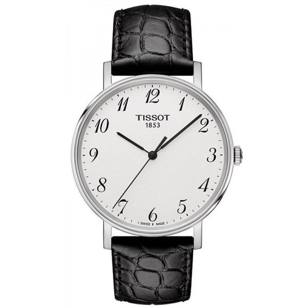 Buy Tissot Unisex Watch T-Classic Everytime Medium T1094101603200