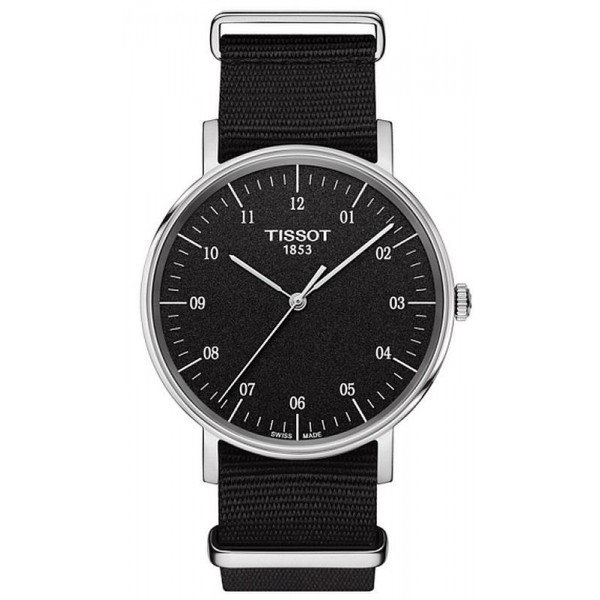 Buy Tissot Unisex Watch T-Classic Everytime Medium Nato T1094101707700