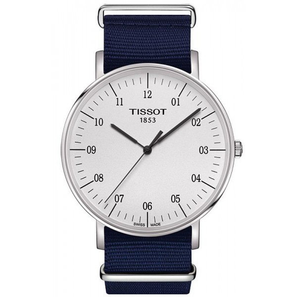Buy Tissot Men's Watch T-Classic Everytime Large T1096101703700