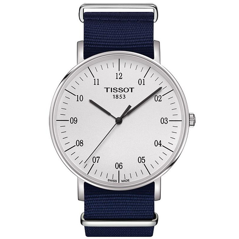 Tissot Men 's Watch T-Classic Everytime Large T1096101703700
