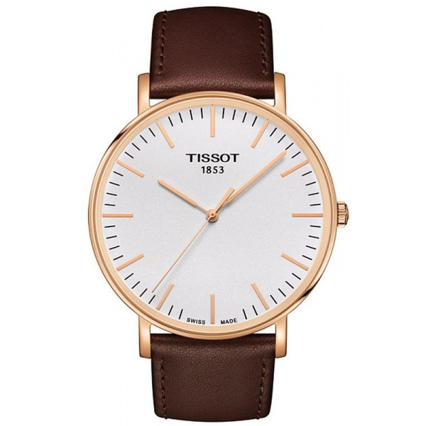 Buy Tissot Men's Watch T-Classic Everytime Large T1096103603100