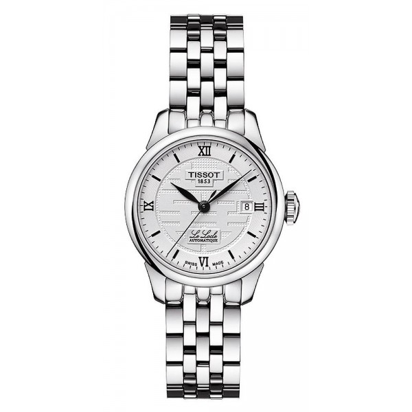 Buy Tissot Women's Watch Le Locle Automatic Double Happiness T41118335