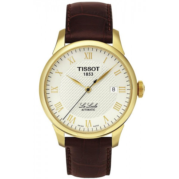 Buy Tissot Men's Watch T-Classic Le Locle Automatic T41541373